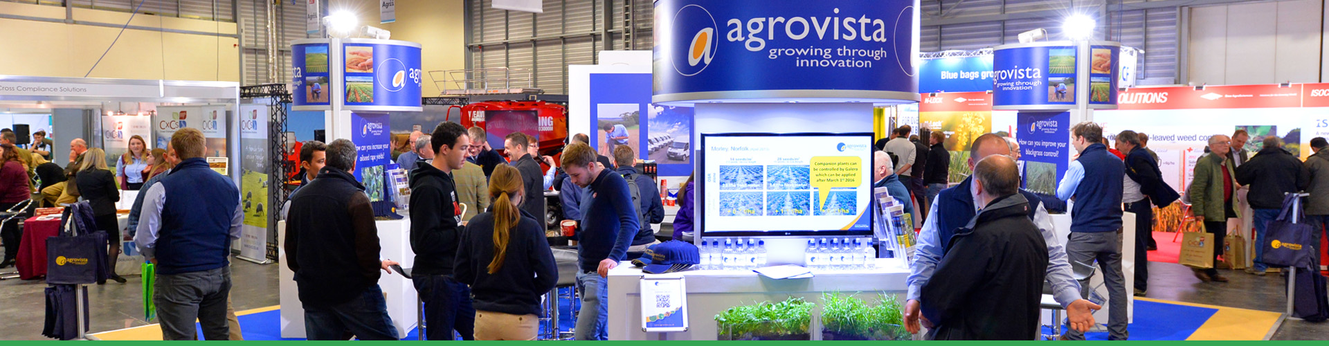 Croptec 2017 Exhibit page slider