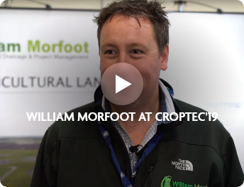 Watch William Morfoot at croptec 19
